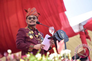 Bupati Soppeng apresiasi kepemimpinan Syahrul Yasin Limpo