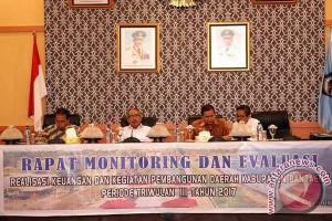 Pemkab Bantaeng Monev Kinerja Pembangunan Triwulan III