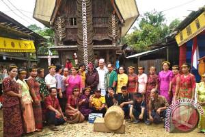 IKKON Toraja Utara Kembangkan Ekonomi Kreatif