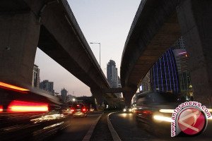 Tol Layang Pettarani Solusi Kemacetan Makassar
