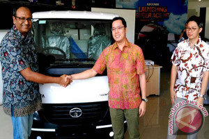 Makassar Pertama Peluncuran Tata Super Ace HT