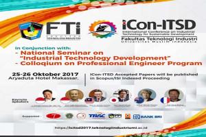 Konferensi Internasional FTI-UMI Datangkan Empat Pembicara Mancanegara