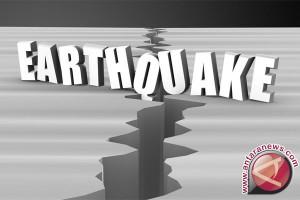 Getaran gempa tektonik Bima sampai Makassar