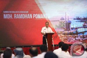 Makassar Jadi Percontohan Gerakan Non Tunai