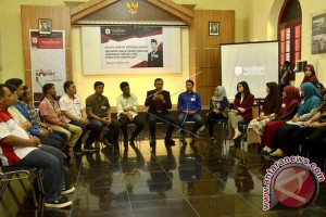 Direktur  Yudhoyono Institute  Serap Aspirasi KNPI Sulsel