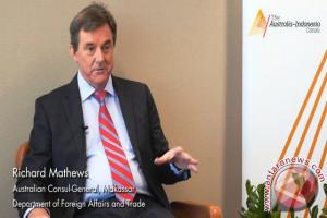 Menteri Pertambangan Australia barat berkunjung ke Makassar