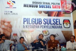 Komisioner KPU Sulsel Berharap Masa Jabatan Diperpanjang
