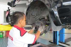 Kalla Toyota Gratiskan Pengecekan Kendaraan 60.000 Kilometer