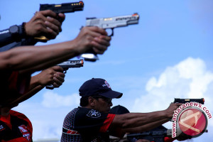 Wali Kota Makassar Buka Kejuaraan Menembak