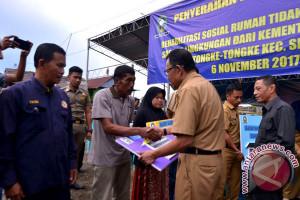 Sinjai Dapat Bantuan Penanggulangan Kemiskinan Rp425 Juta