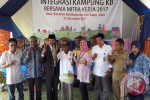 Warga Baebunta Harapkan Kampung KB Berkelanjutan