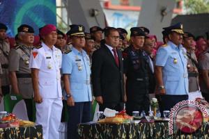 Brimob Disebut Berkontribusi Menciptakan Kamtibmas Makassar