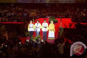 Deklarasi NH-Aziz Singgung Penyebaran Kampanye Hitam