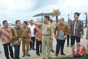 BPJS Ketenagakerjaan Kerja Sama Bangun RTH Makassar