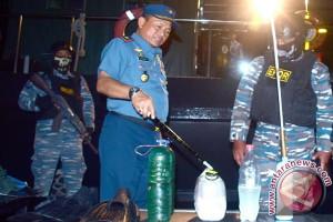Lantamal VI Tangkap Pelaku Penangkapan Ikan Ilegal