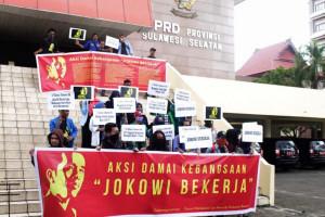 Apresiasi Pemerintahan Jokowi GI-FPMM Gelar Aksi Kebangsaan