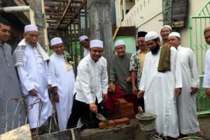 Adik Mentan Bantu Pembangunan TPA Kassi-kassi Makassar