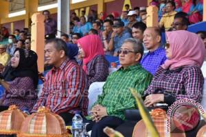 Gubernur Sulbar Ajak Masyarakat Giatkan Revitalisasi Budaya