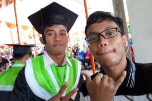 Kiper PSM Makassar Raih Gelar Sarjana