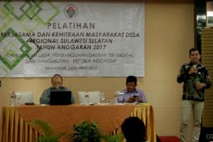 Pemanfaatan Dana Desa Kemendes PDTT Dinilai Optimal
