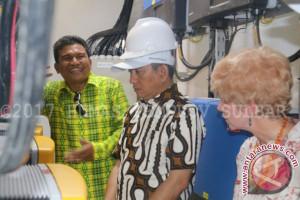 Gubernur Sulbar Resmikan PLTS Berkapasitas 315 Kilowatt