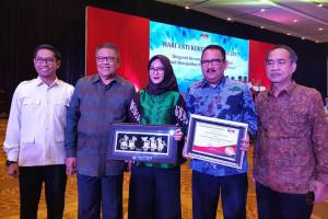 DPRD Sulsel Raih Penghargaan Dari KPK