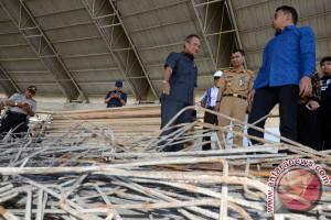 DPRD Sulsel Bahas Progres Proyek Stadion Barombong