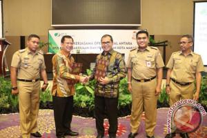 Pemkot Makassar-BPJS Ketenagakerjaan Kerja Sama Perlindungan RT-RW