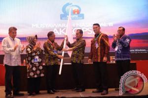 Wali Kota Makassar Terpilih Jadi Ketua Akkopsi