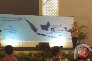 Garuda Buka Rute Baru Dukung Pengembangan Pariwisata