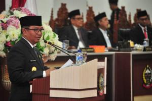 Wagub: DPRD harus mampu kawal aspirasi rakyat