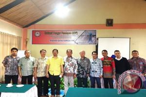 KPID Tandantangani Berkas Lembaga Penyiaran Toraja Utara