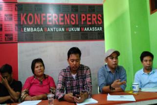 LBH Makassar tangani 197 kasus