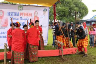 Dinsos Gowa gelar Festival Padekko lansia