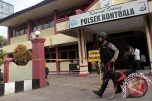 Pangdam Sebut Molotov di Mapolsek Bukan Teroris