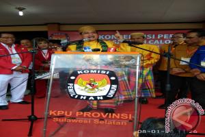 Kampanye Akbar NH-Aziz di Makassar-Palopo