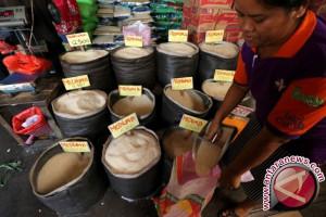 Ombudsman Sulbar pantau harga beras di pasar