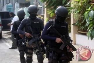Densus amankan jaringan teroris di Luwu Timur