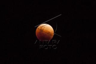 Gerhana Bulan Di Makassar