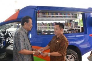 Pemkab Sinjai operasikan mobil perpustakaan keliling