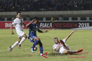 PSM Makassar tekuk Persib