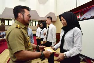 Gubernur Sulsel serahkan 641 SK CPNS Kemenkumham