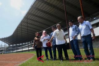 Usulan anggaran pembangunan lanjutan Stadion Barombong disepakati