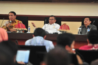 Komisi II : Pilkada Sulsel rawan sedang