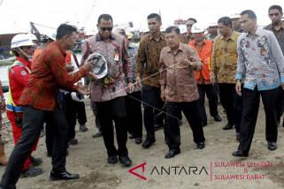 Wapres tinjau Makassar New Port