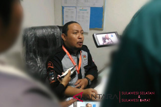 Petahana Wali Kota Makassar jalani serangkaian tes