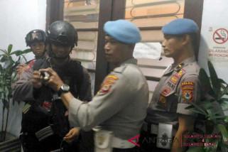 Polda Sulsel kembali geledah Balai Kota Makassar