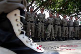 Satpol PP Makassar siaga patroli malam Ramadhan