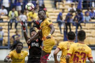 Sriwijaya taklukkan PSM Makassar
