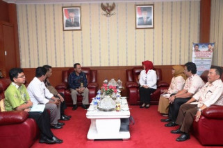 Deputi Bidang KB/KR BKKBN berkunjung di Bantaeng